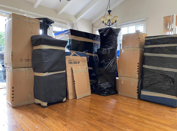 Living room -- Check 👍