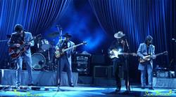 Bob Dylan Stage