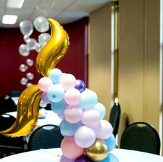 Mermaid Themed -1st Birthday Party 2019