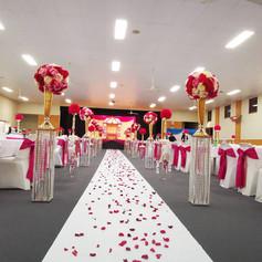 Saree Ceremony Melbourne S&S Event Speci