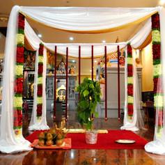 Hindu Wedding - Kunraththukkumaran - Mal