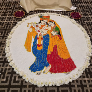 Wedding Rangoli  or Wedding Kolam Melbourne.jpg