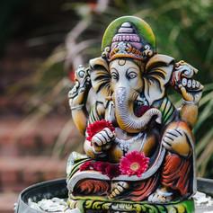 Hindu Wedding - Rustic Mandap - Outdoor