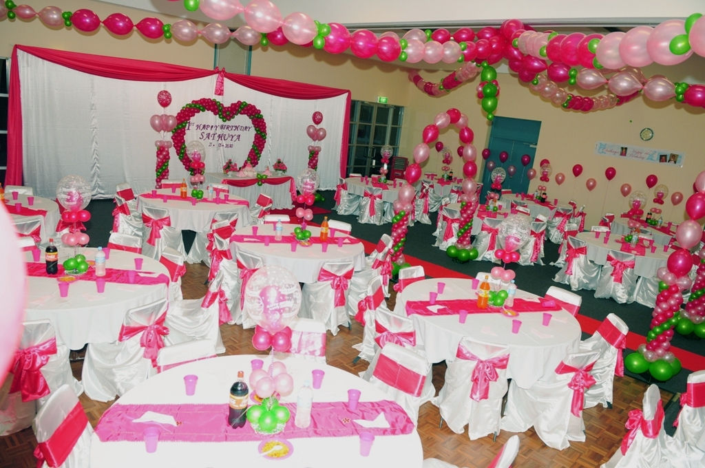 95 Birthday Decorations 21