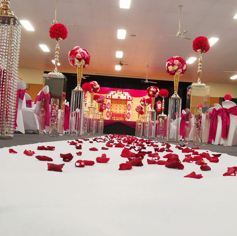 Saree Ceremony Melbourne S&S Event Speci