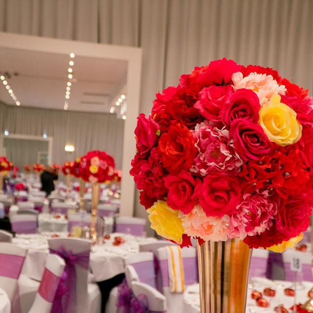 Fresh Flower Wedding Mandap Melbourne (7
