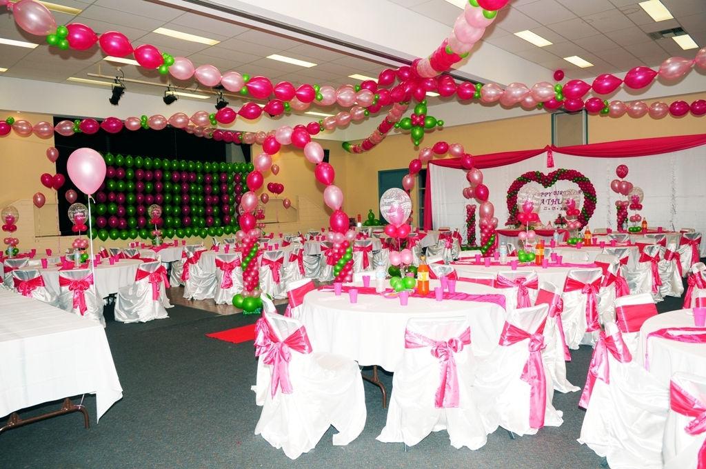 95 Birthday Decorations 22