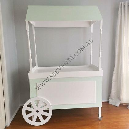 Mint Candy Cart