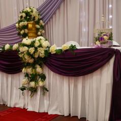 Reception Decorations Melbourne S&S Even
