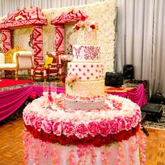 Hindu Wedding - Fresh Flower Mandap (5).