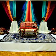 Mehndi Night Decorations Melbourne (9).J