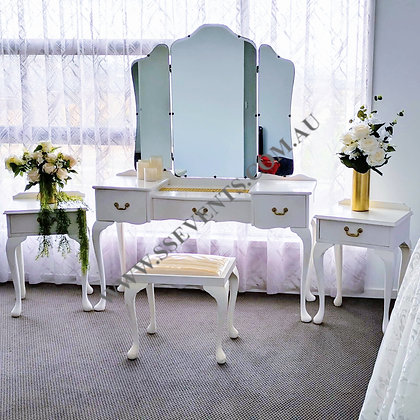 Bridal Dresser Combo