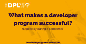 How has COVID-19 impacted developer resources?