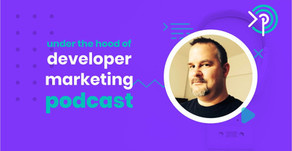 20 years in developer relations with Jeff Sandquist