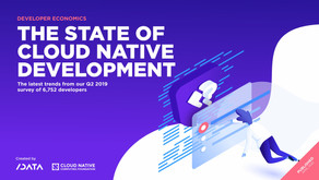 The State of Cloud Native Development: A new survey report!