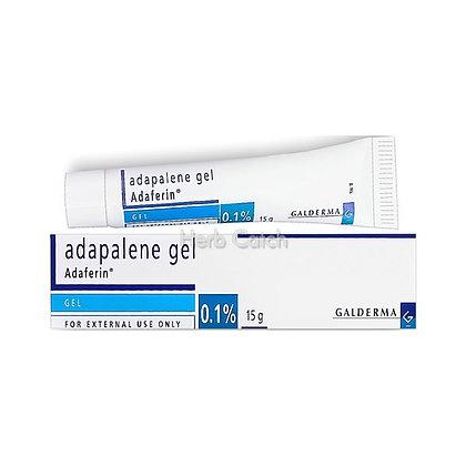 아다페린겔 (디페린겔) 0.1% 15g