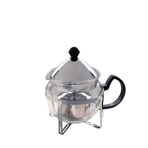 Incasa Glass Teapot - 600ml