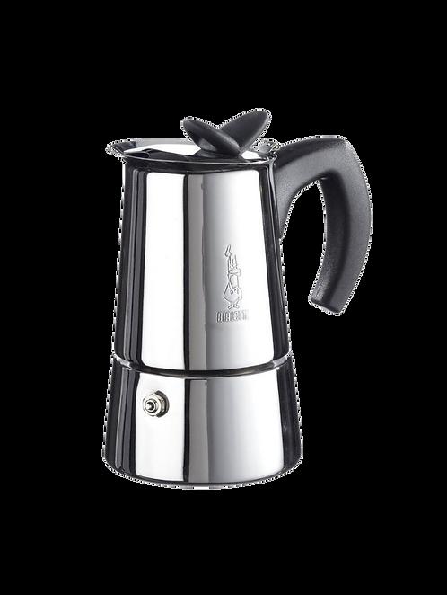 Bialetti Musa Induction Espresso Maker 4 Cup
