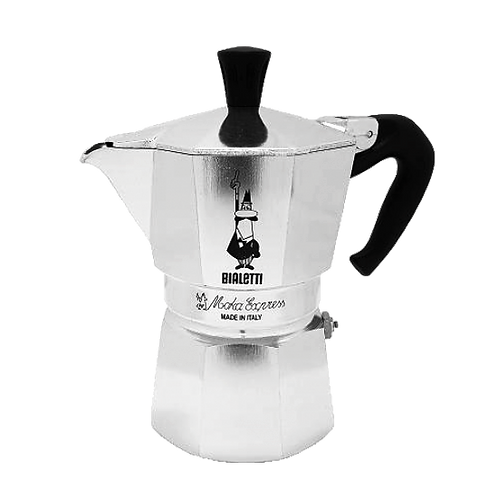 Bialetti 3-cup - Moka Express Espresso Maker