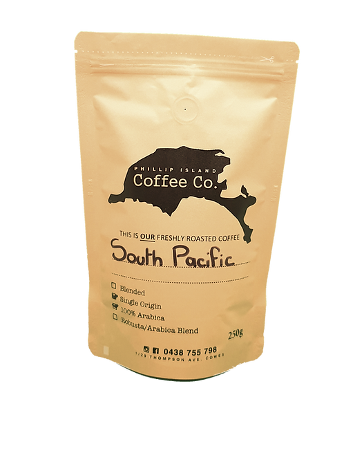South Pacific Single Origin 100% Arabica
