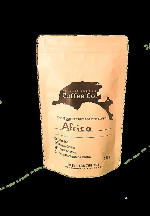 Africa Single Origin 100% Arabica
