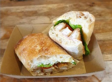 Chicken BLT- Yum!