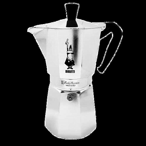 Bialetti 9-cup - Moka Express Espresso Maker