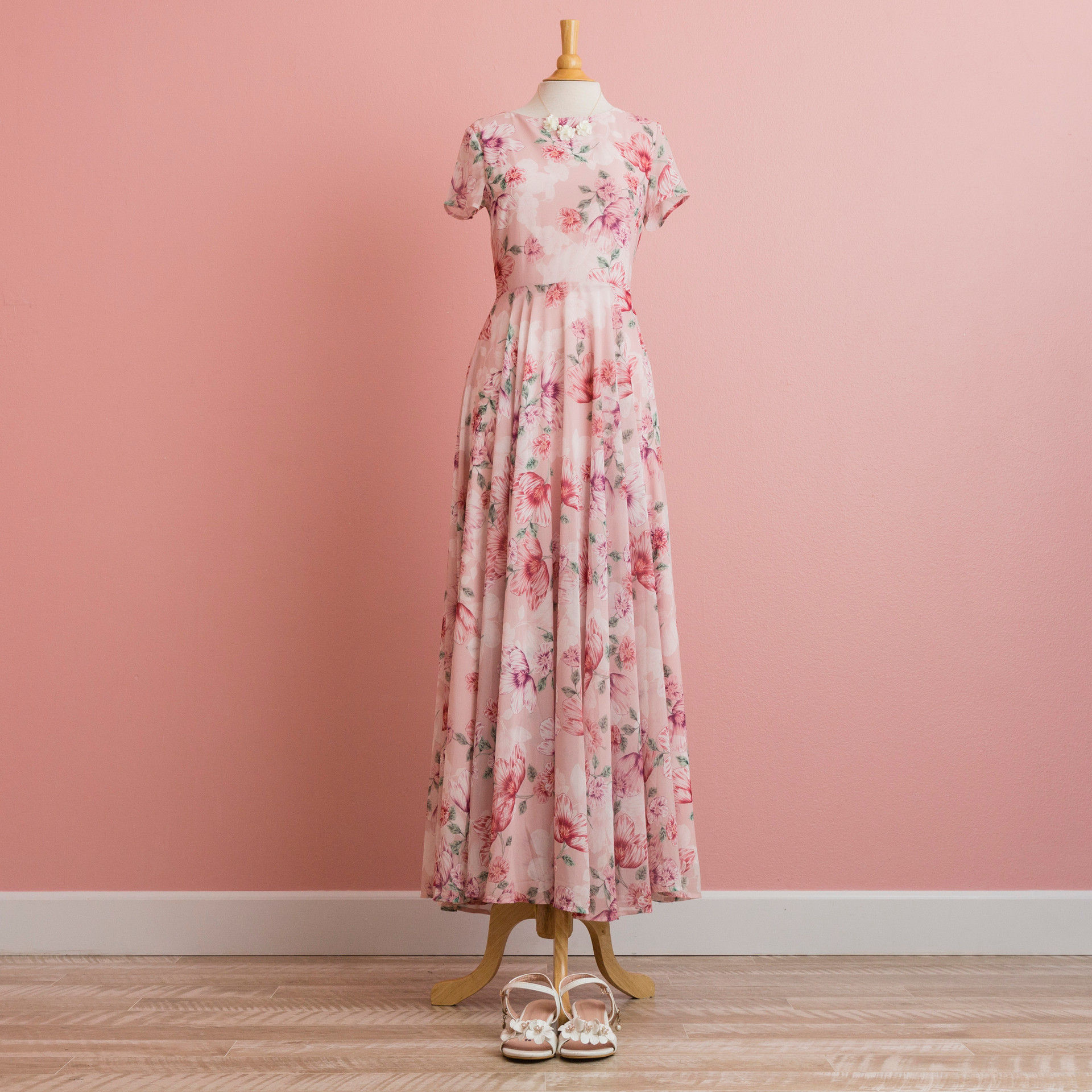 Flower shower dress:PD2199PI9102