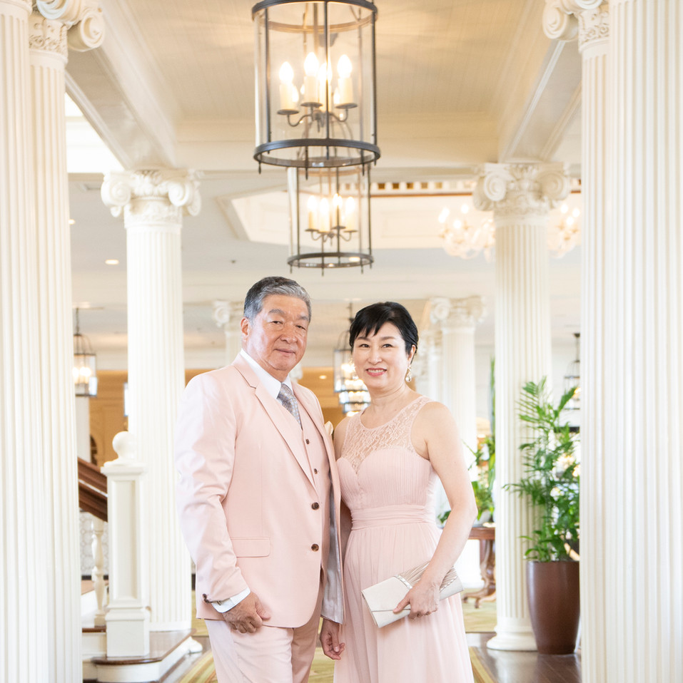 Pink Couple Styling
