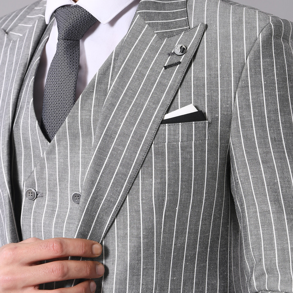 Gray Stripe Jacket_02