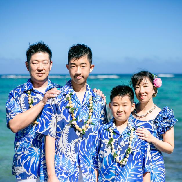 Family Portrait Costume