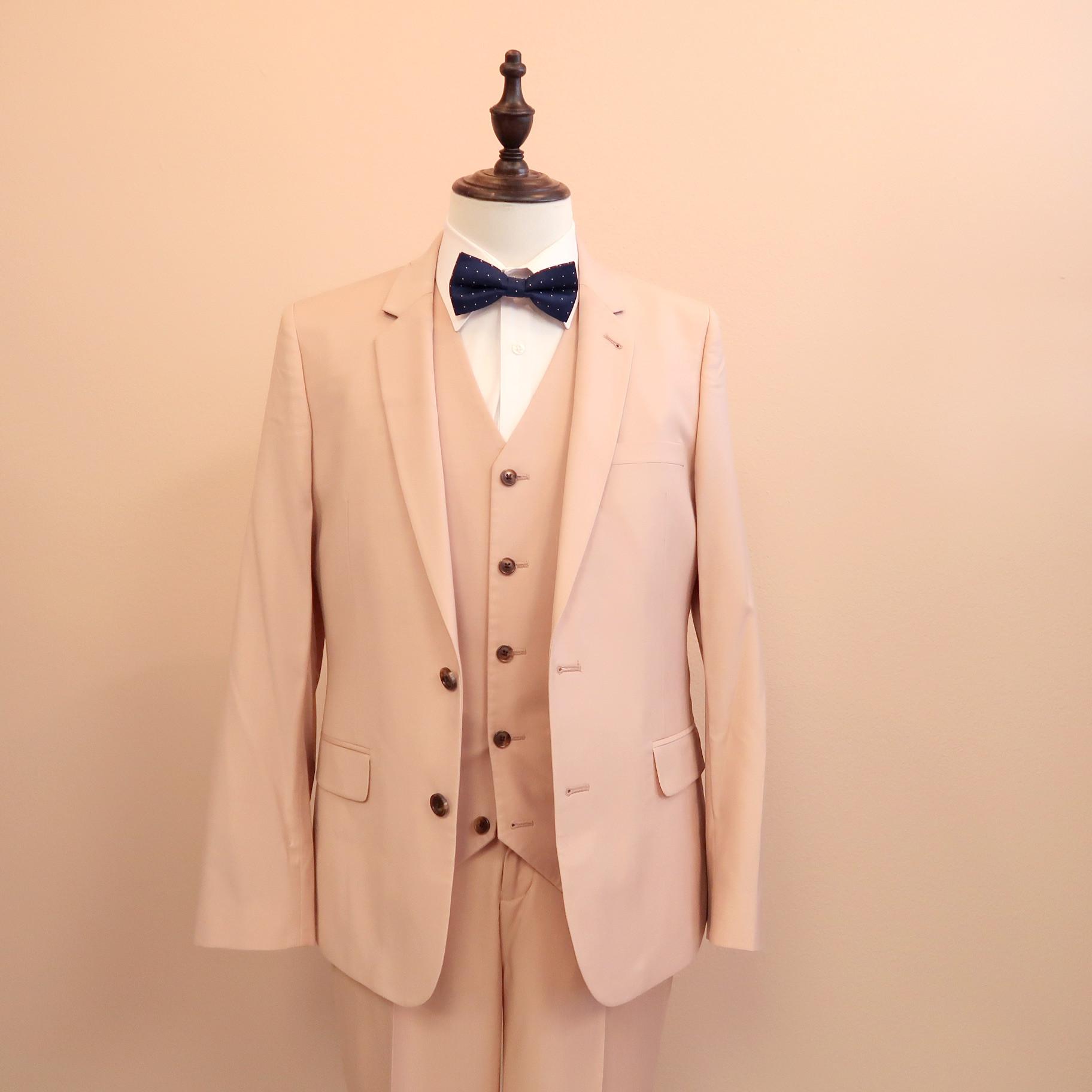 ST004_pink suit set