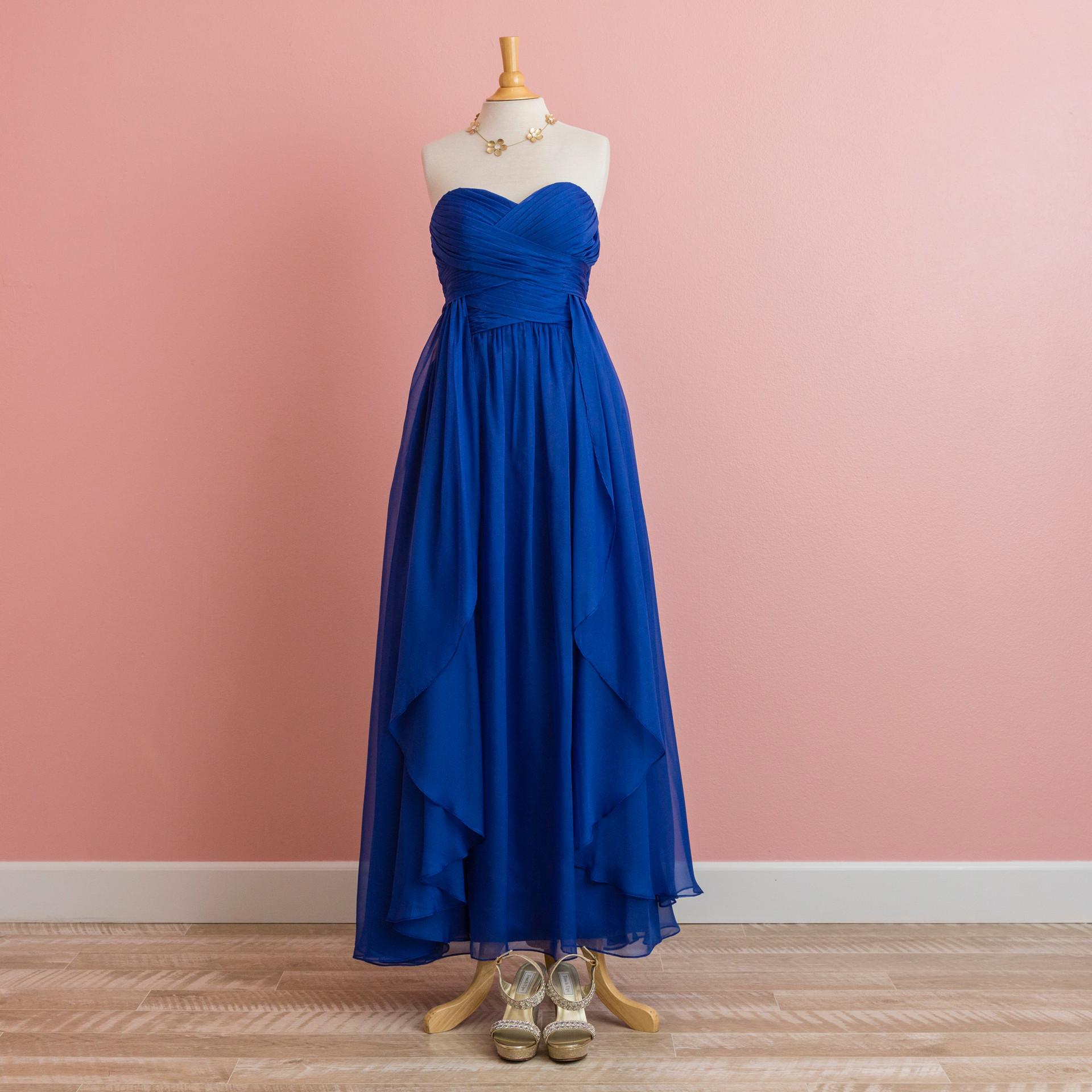 Arranging dress:BD0599NV