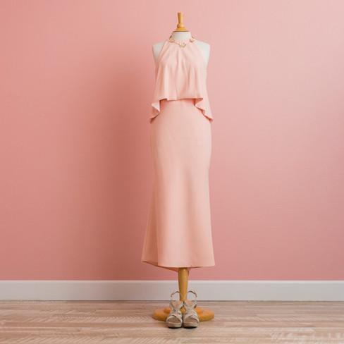 2 Piece Fromal Dress