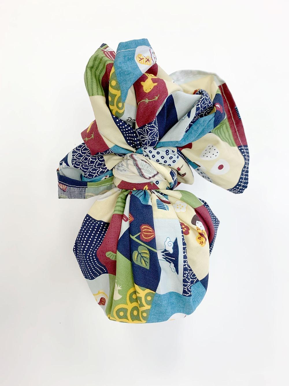 Furoshiki Wrapping Fabric