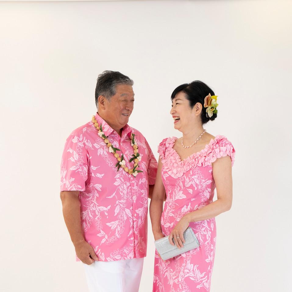 Mile printbaby pink dress