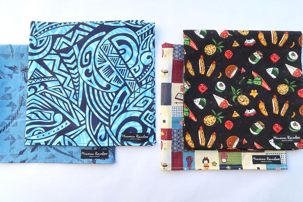 Hawaiian Wrapping Fabric Furoshiki