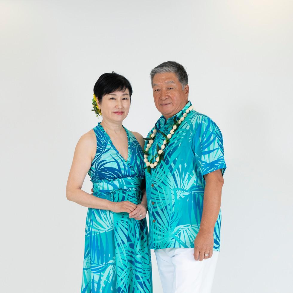 Leefy turquise dress and shirt