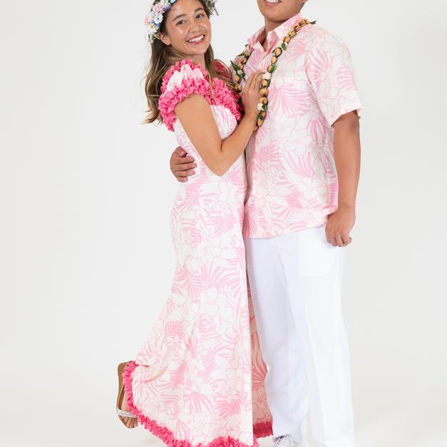 Baby Ruffle Pink Dress