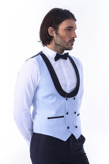 Light Blue Tux-02A