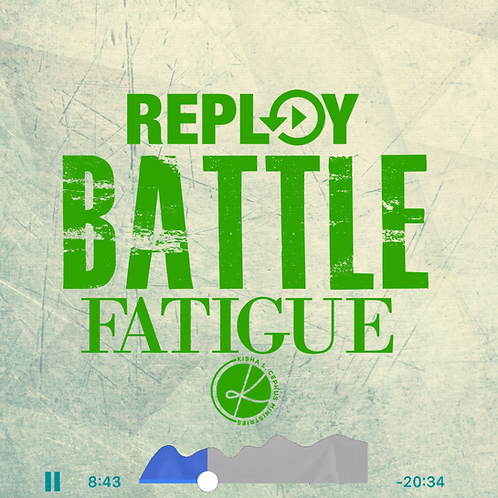 Battle Fatigue Webinar
