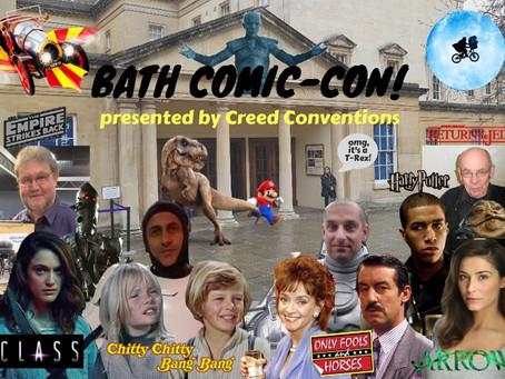 Bath Comic-Con 2019!!