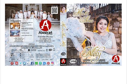 Video en USB Calidad HD