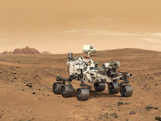 Le rover Perseverance va bientôt se poser sur Mars