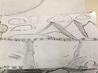 Cylie Brezinka- Landscape Study
