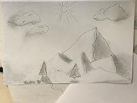Ellie Petron- Landscape Study