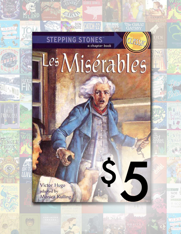 Les Misérables Book Quiz