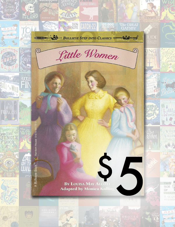 Little Women Book Quiz