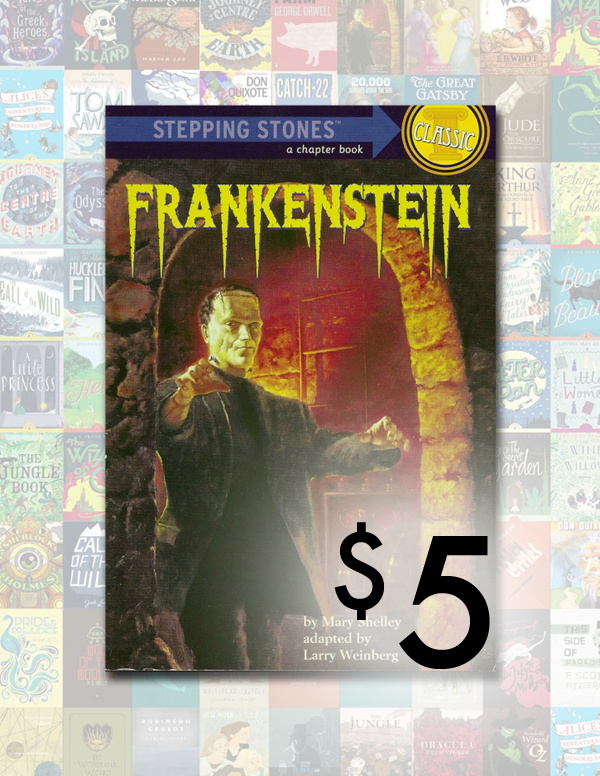 Frankenstein Book Quiz