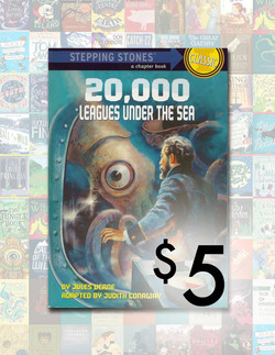 20,000 Leagues Book Quiz
